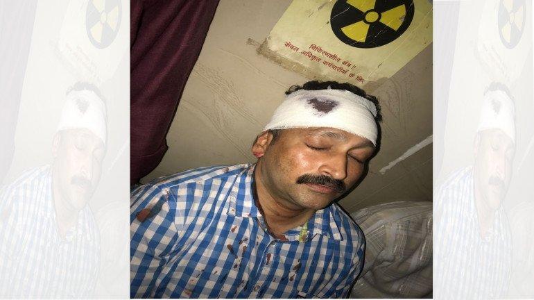 Hawkers beat up MNS ward president in Vikhroli