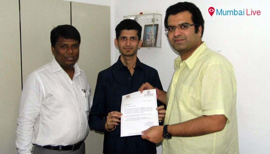 Young gun 'Pankaj Pramod Vaidya' on MNS board