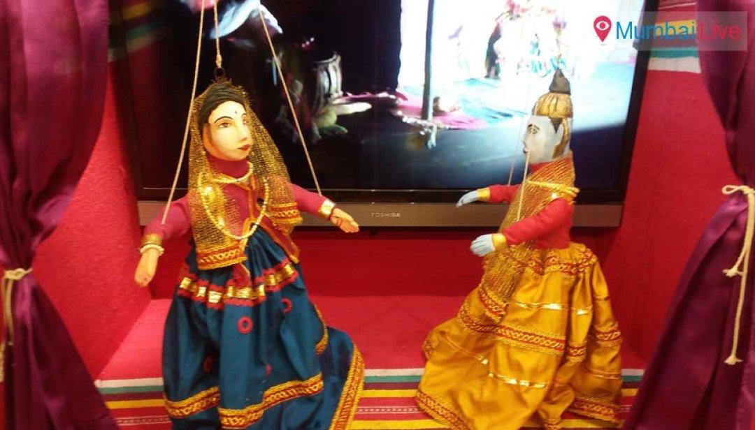 बांद्रा में मोबाइल संग्रहालय