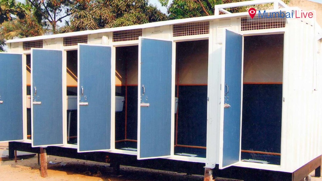 साडेचार लाखांचे मोबाइल टॉयलेट!