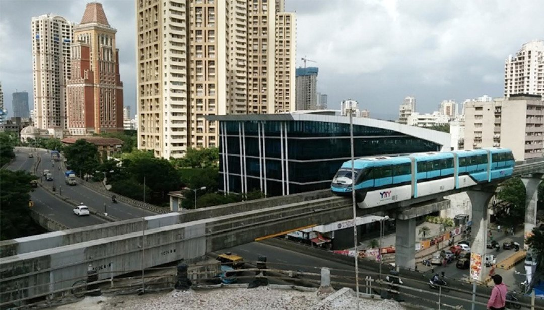 Monorail service to start soon...