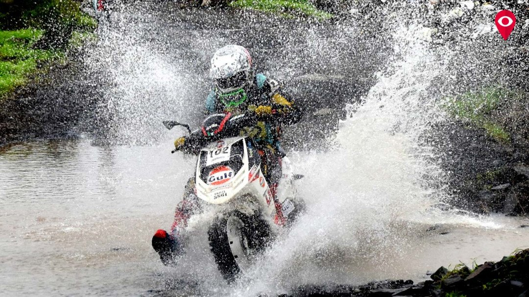 Mumbaikar wins 28th edition of Gulf Monsoon Scooter Rally