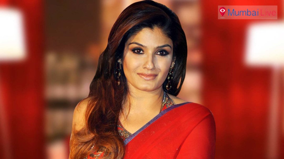 Raveena to play 'mother'