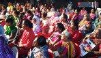 Free rations for elderly women