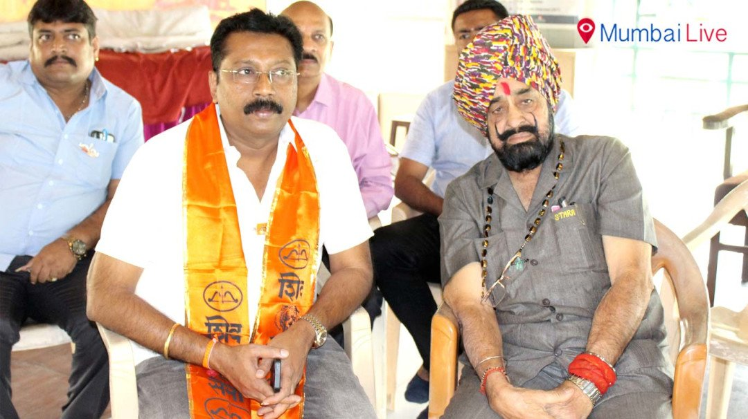 Shiv Sena trying to wean away BJP voters in Mulund?