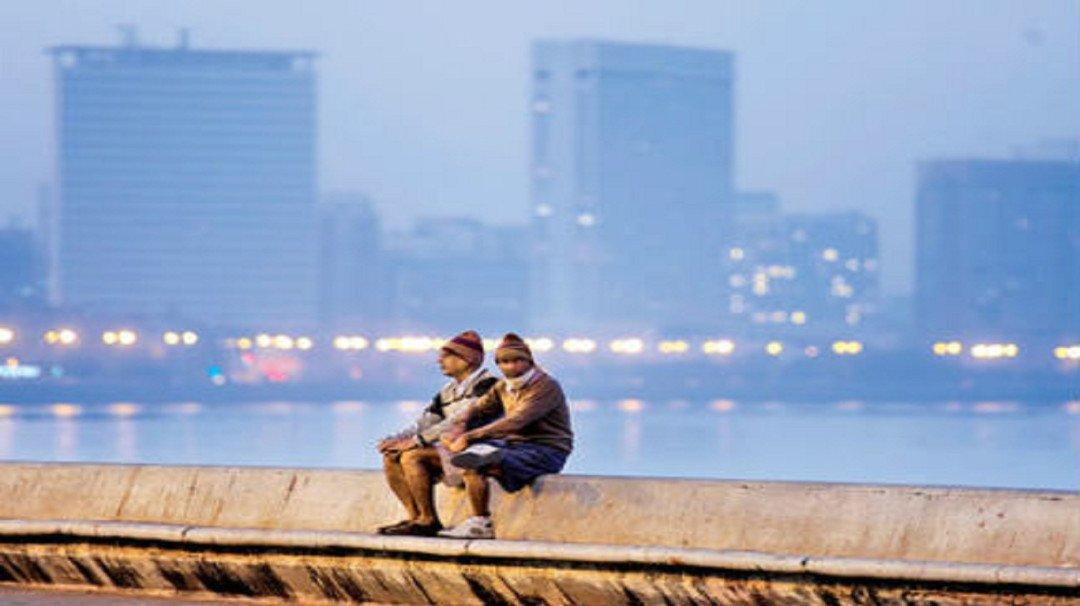 चुनाव 'गर्म'...लेकिन मुंबई 'ठंड'