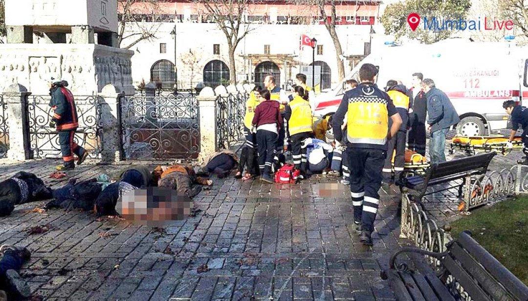 इस्तांबुल हमले में दो भारतीय की मौत