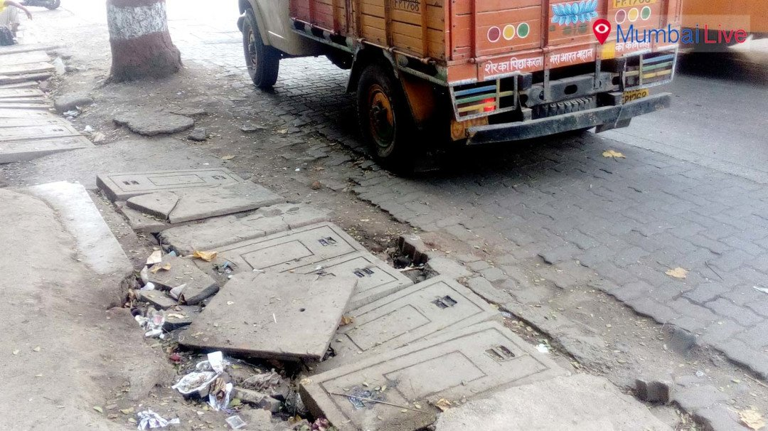 Gutter woes for commuters