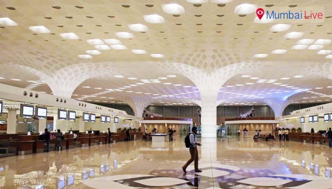 'Maharaj' slips into CST, intl airport