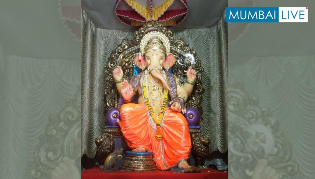 Satyanarayan & Bappa worshipped in unison