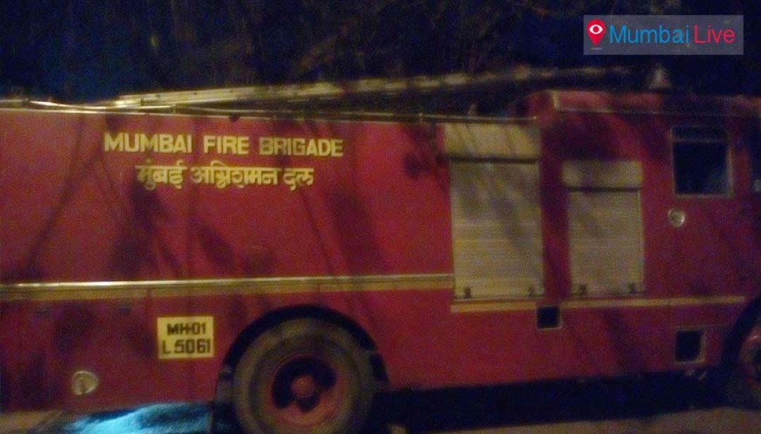 Fire breaks out in Courier warehouse