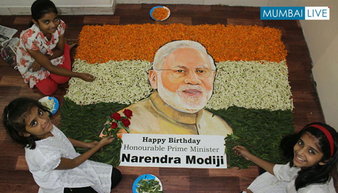 It's PM Modi's B'day!