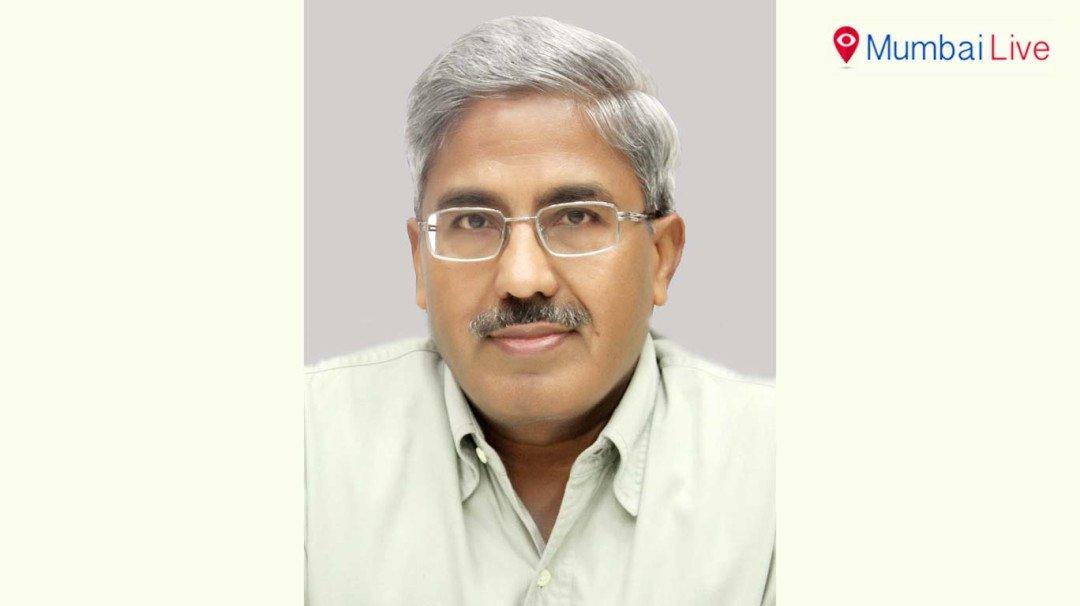 डी. के. शर्मा 'परे'चे नवे महाव्यवस्थापक