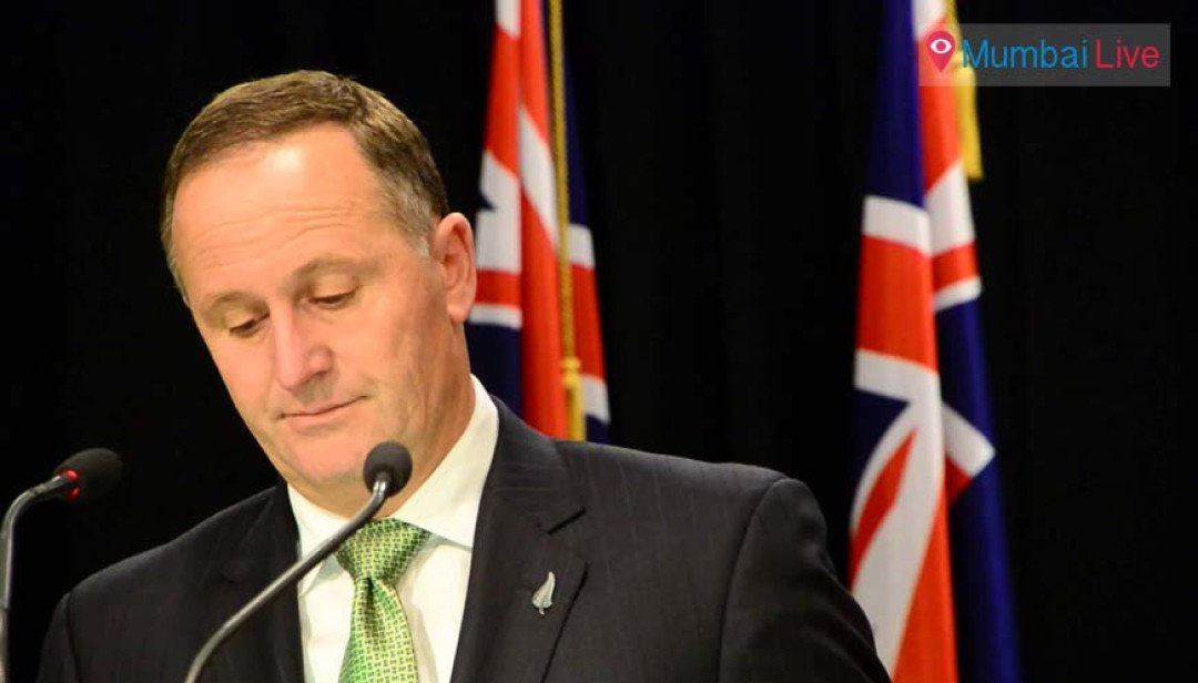NZ PM to arrive in city today