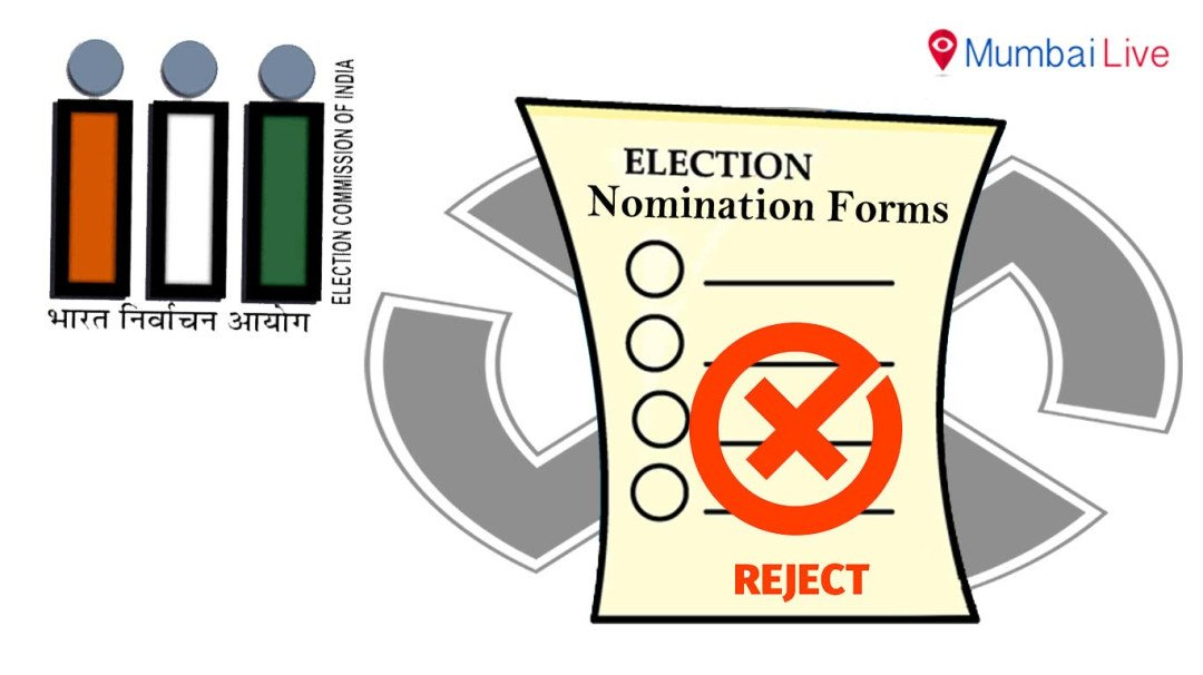 171 nomination forms rejected