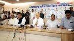 नोटबंदी पर शिंदे ने बोला सरकार पर हमला