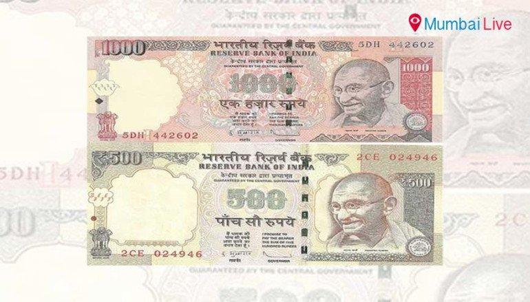 11 नवंबर तक इन जगहों पर चलेंगे पुराने 500 और 1000 के नोट