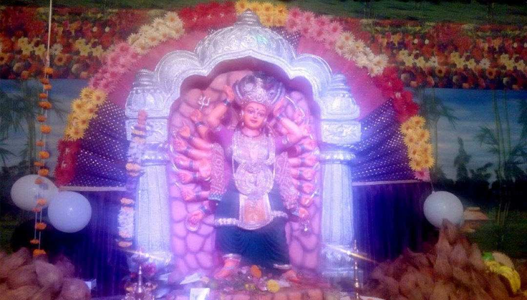 Omkareshwar's Goddess