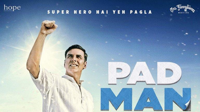 'पैडमैन' का 'सुपर हीरो' आया सामने!