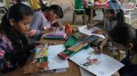 Drawing contest for MbPT staff's kids
