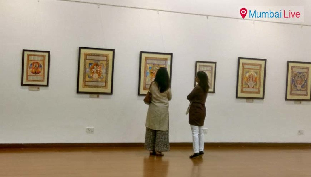The Divine Darshan exhibition