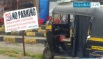 No action against illegally parked vehicles