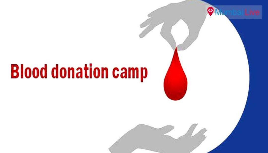 Blood Donation Camp on Sunday