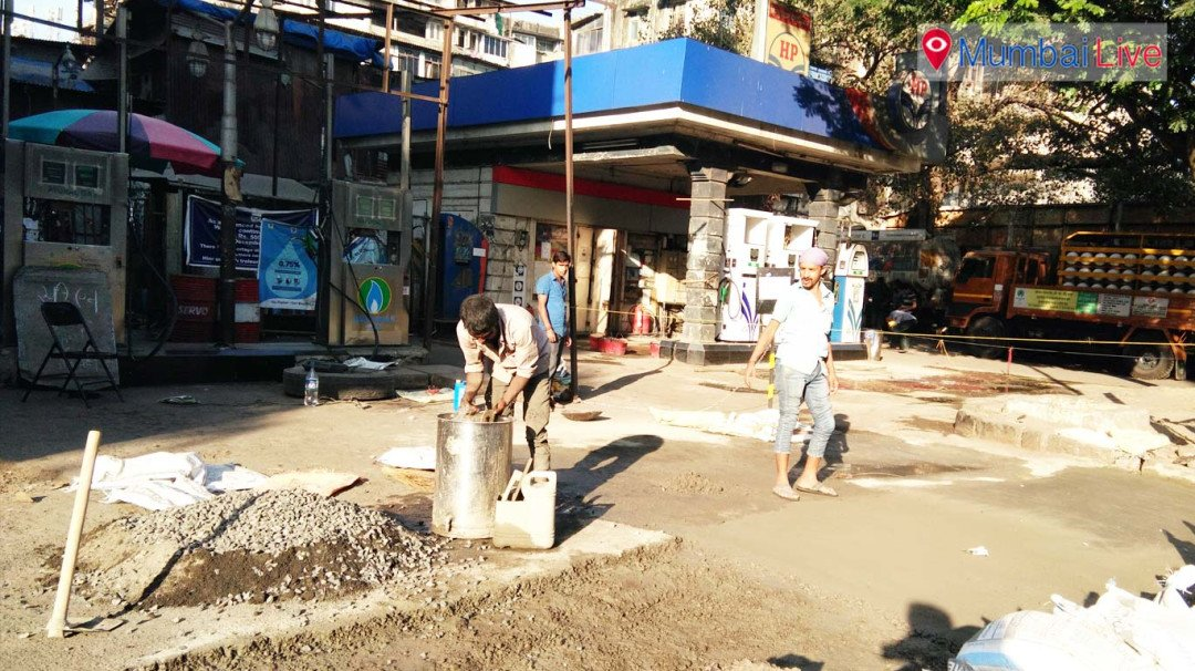 Petrol pump woes for commuters