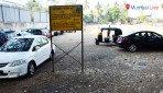 Playground or parking zone?