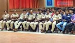Cybercrime awareness on Police Rising Day programme