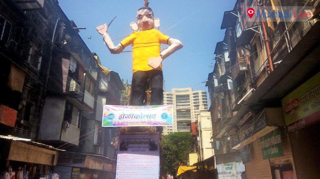 A unique way to celebrate Holi
