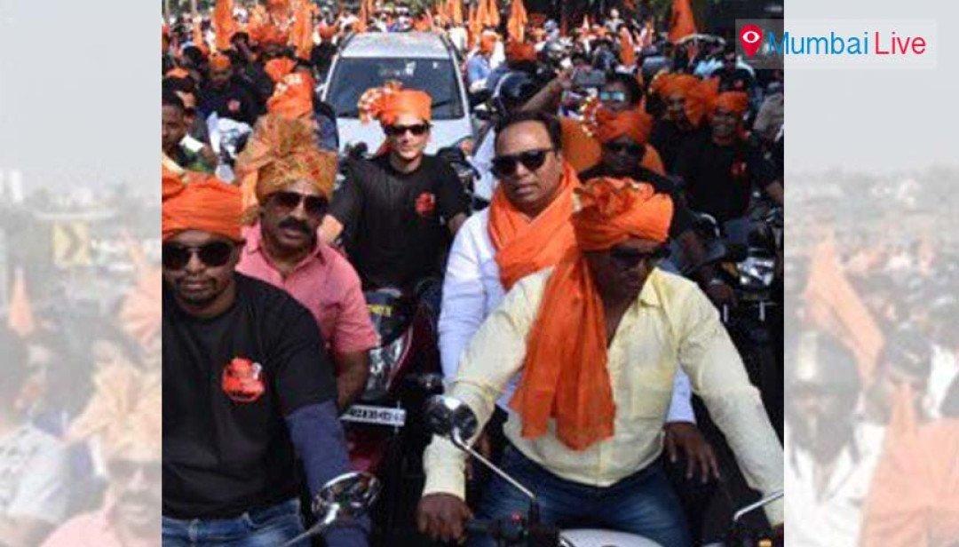Politics Galore at bike rally