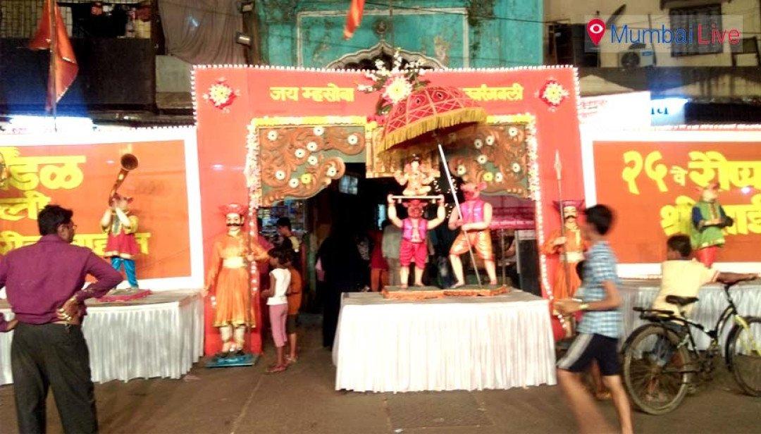 Saimitra mandal organises Satyanarayana pooja