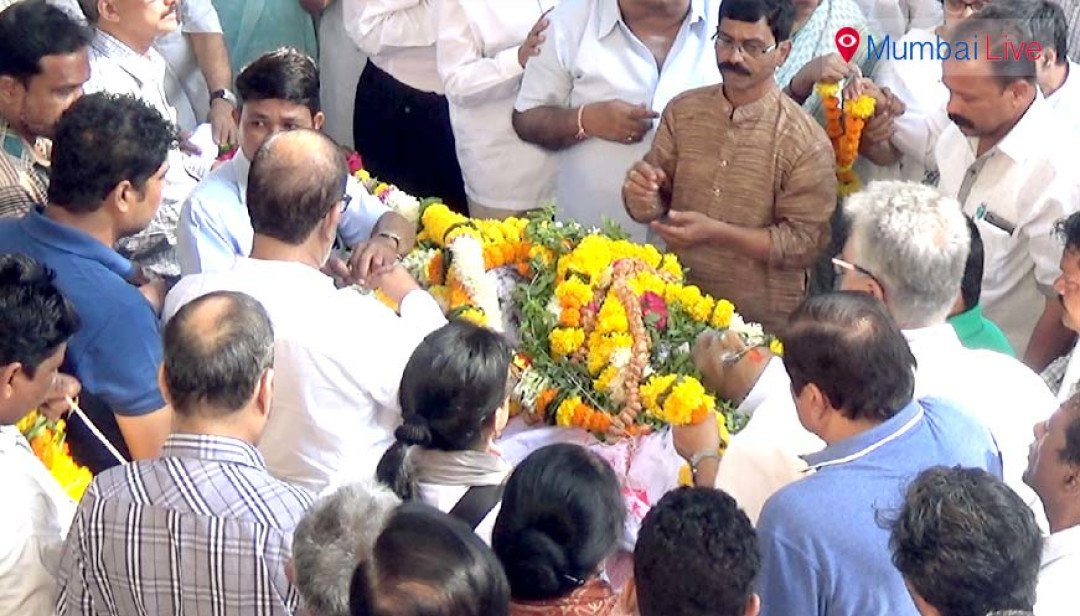 Former Mayor Ramesh Prabhu passes away