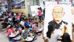 Gurukul school of art wishes India's President