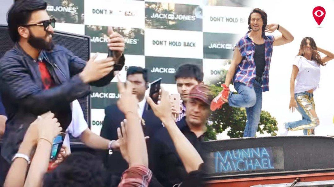 मुंबई की गलियों में बॉलीवुड सितारे!