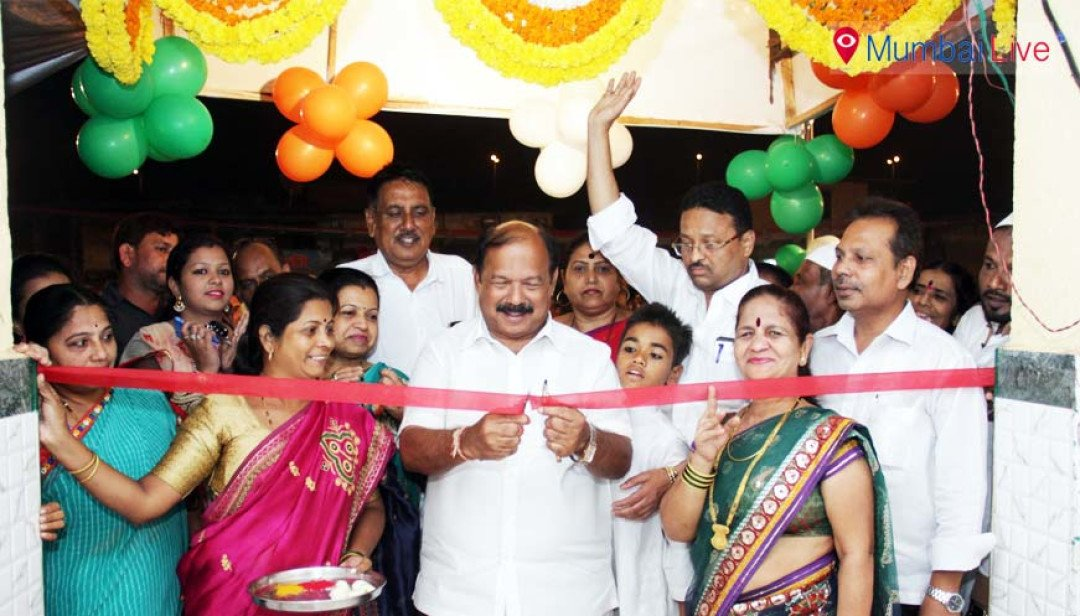 Congress opens new public relation office in Sewri