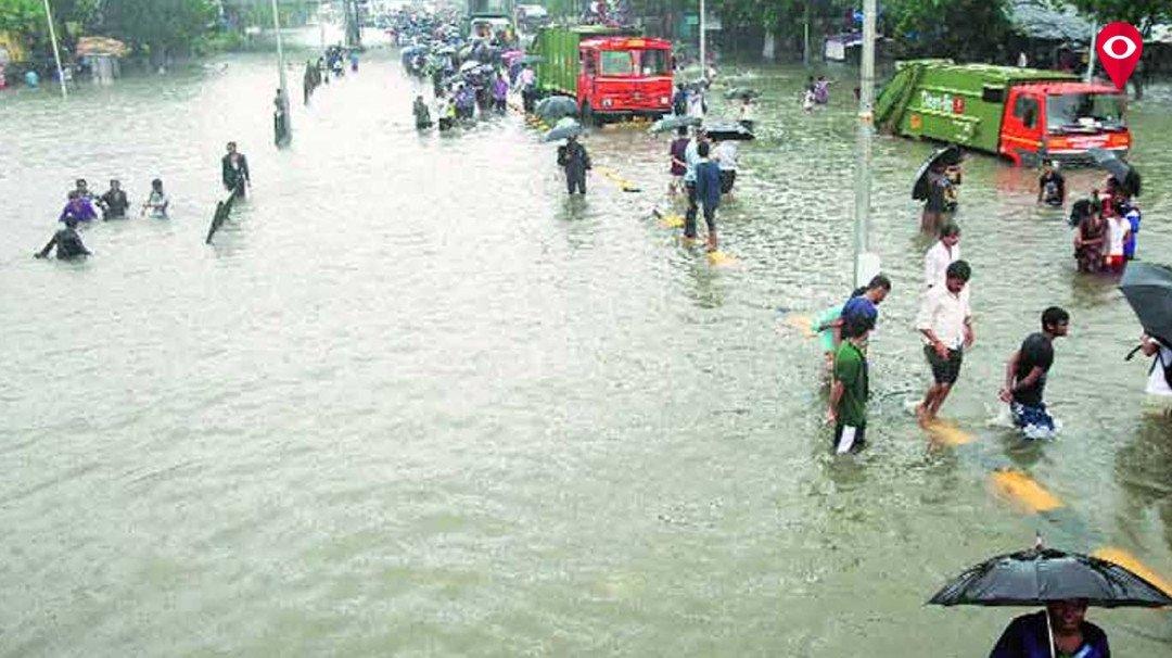 पावसात पाणी तुंबणारच- महापालिका प्रशासन निरुत्तर