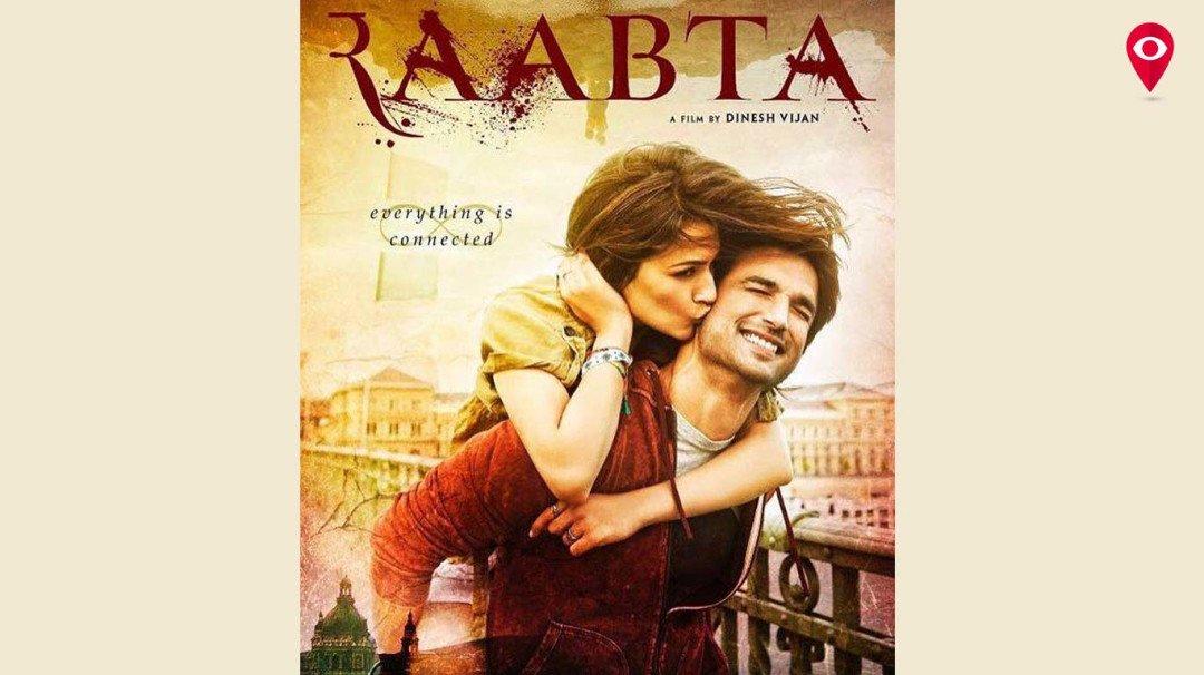 सुशांत सिंह राजपूत की फिल्म राब्ता का फर्स्ट लुक जारी