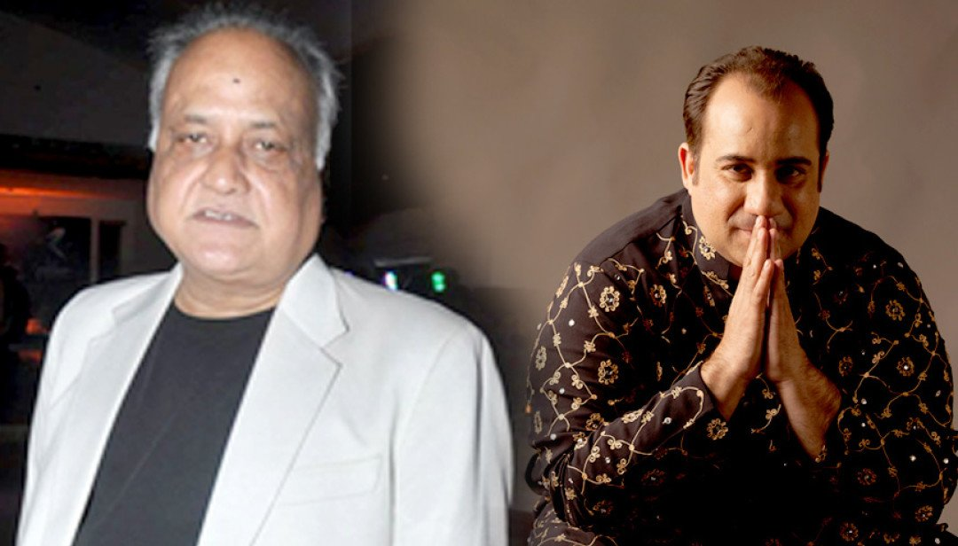 Sorry, Rahat Fateh Ali Khan you can't sing!