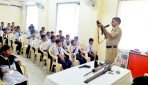 Raising Day celebration in Andheri Police station