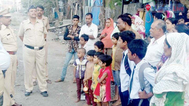 रेलवे पुलिस ने सिखाए सतर्कता के गुर