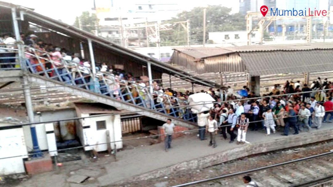 Relief for passengers of Central and Western line