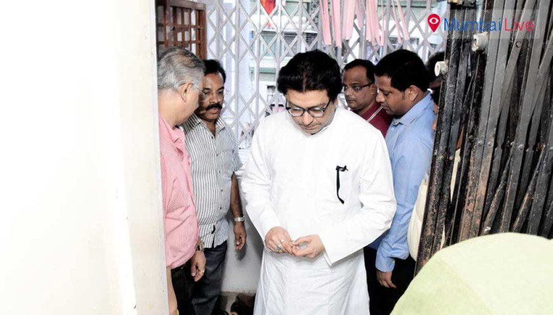 Raj Thackeray pays tribute to Ramesh Prabhu