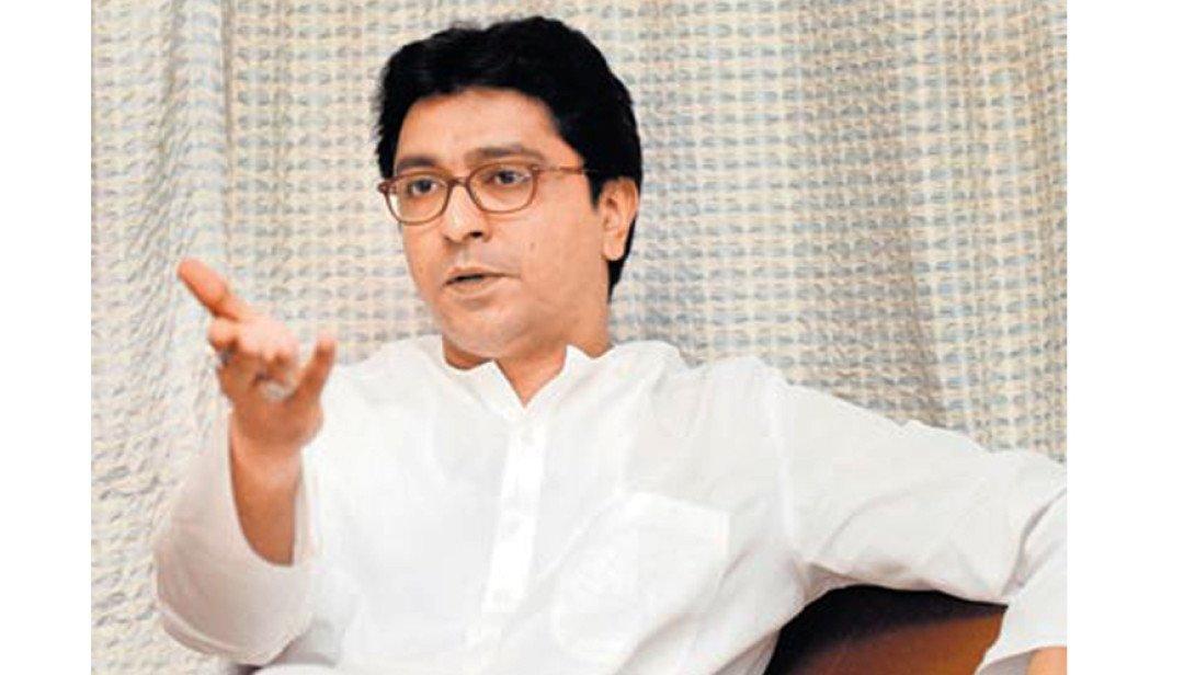 Raj lashes out on Modi
