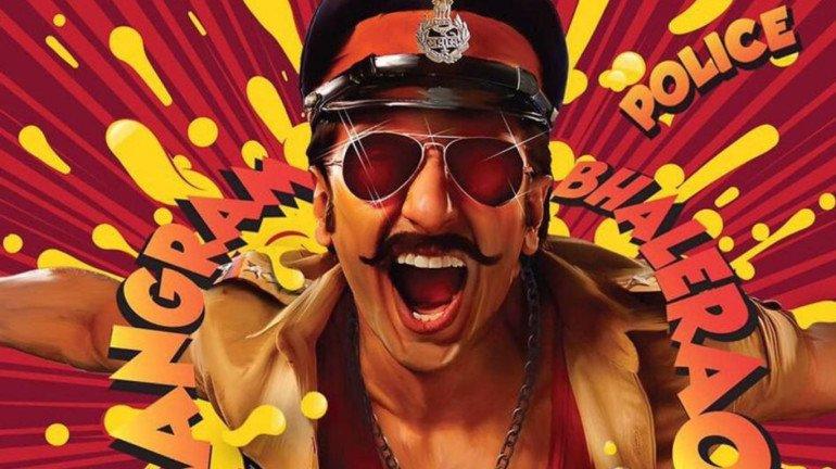 Ranveer 'Simmba' Singh's first look revealed