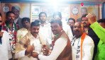 NCP launches party office at Dindoshi