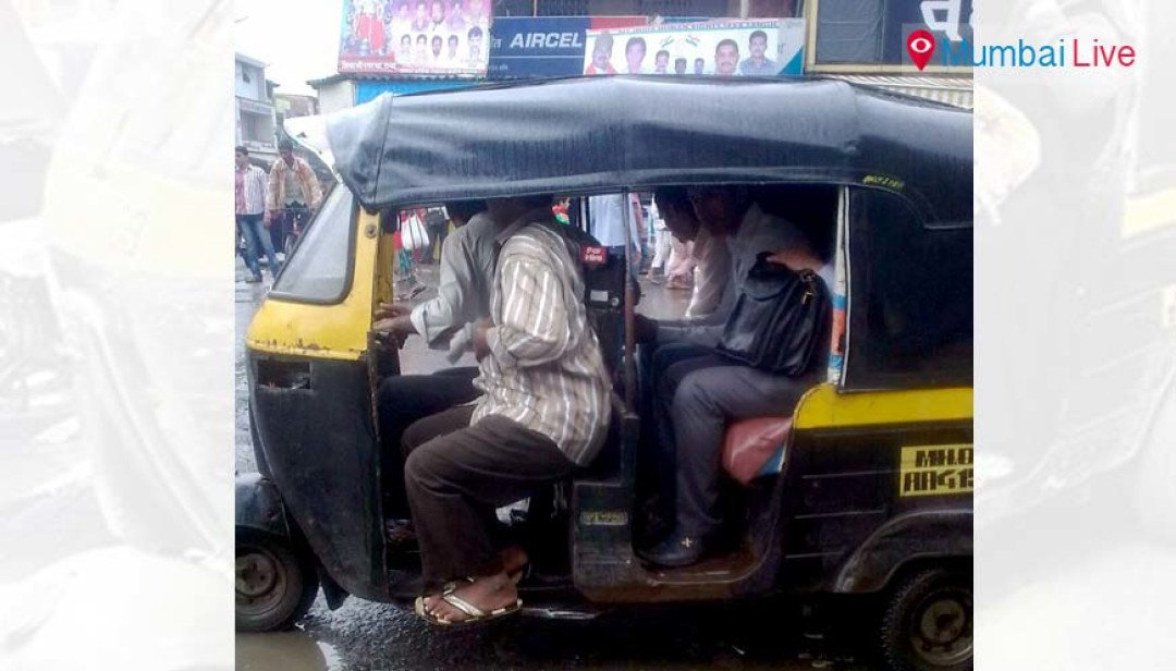 Share auto drivers flout rules