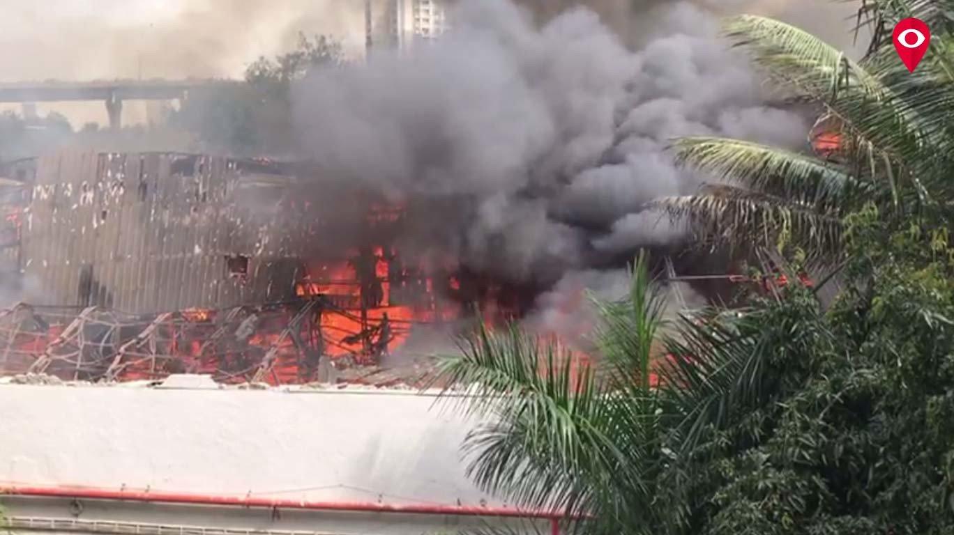 B-town saddened over fire at 'legendary' Mumbai's RK Studios