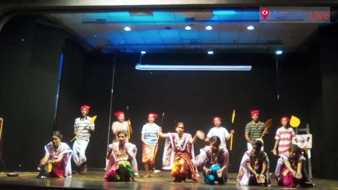रुईया कॉलेजमध्ये मराठी भाषा दिन साजरा